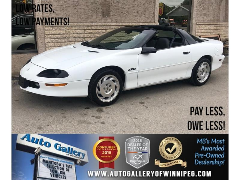 1995 Chevrolet Camaro Z28 *V8/Lthr/T.Tops/Auto #1995