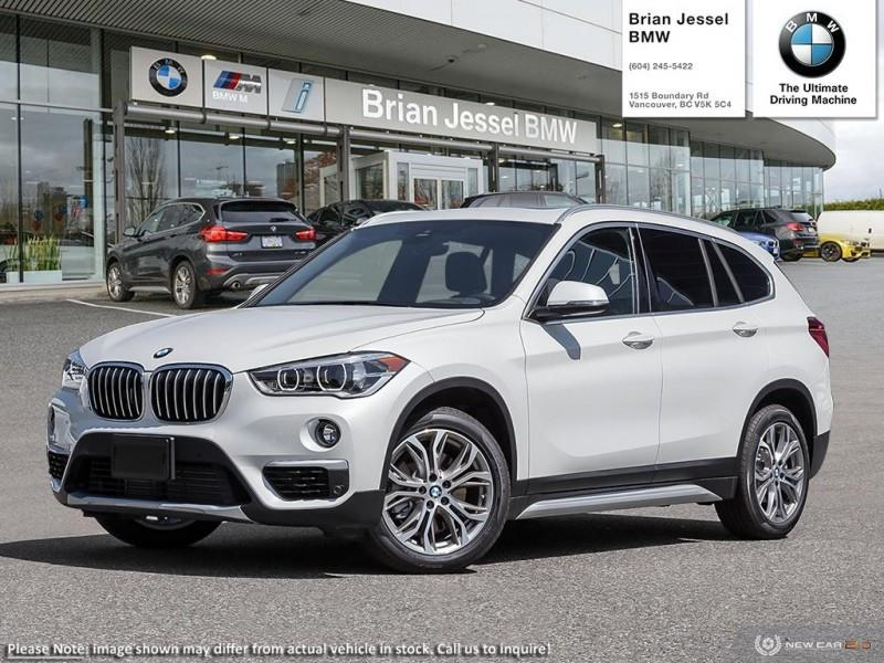 2019 BMW X1 xDrive28i New for sale in Vancouver at Brian