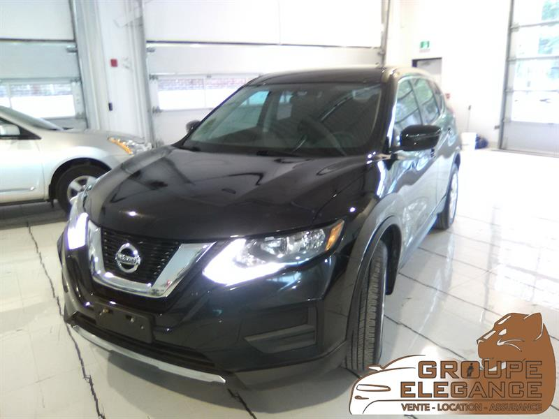 2017 Nissan Rogue AWD 4dr #C735733