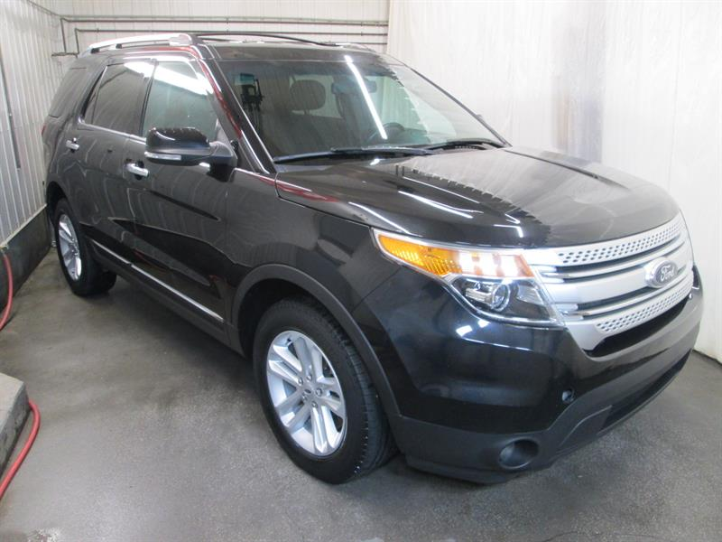 Ford Explorer 2013 4WD XLT #9-0701