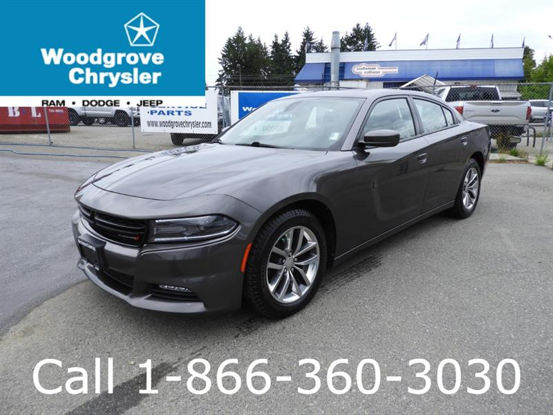 2015 Dodge Charger 4dr Sdn SXT RWD #G538958B