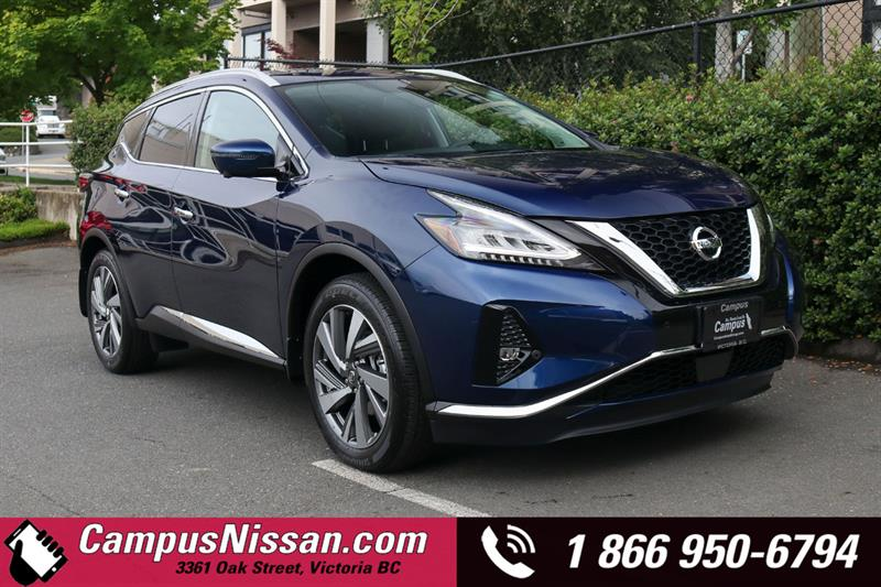 2019 Nissan Murano SL AWD w/ Leather & Moonroof #D9-Q436