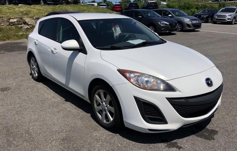 Mazda Mazda3 2011 4dr HB Sport GX