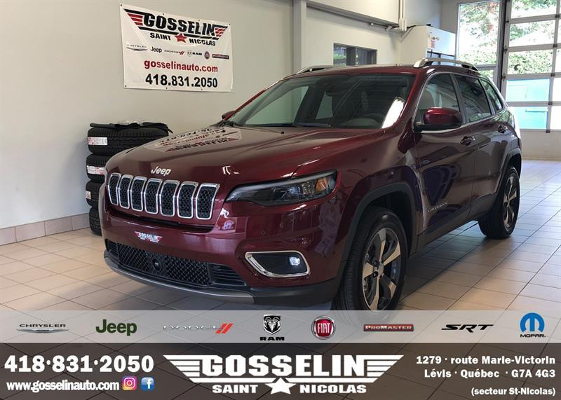 Jeep Cherokee 2019 Limited 4x4 #J4742