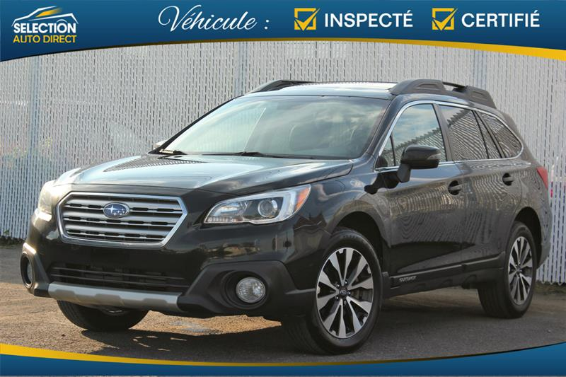 Subaru Outback 2016 3.6R Limited - Tech Pkg #J303894