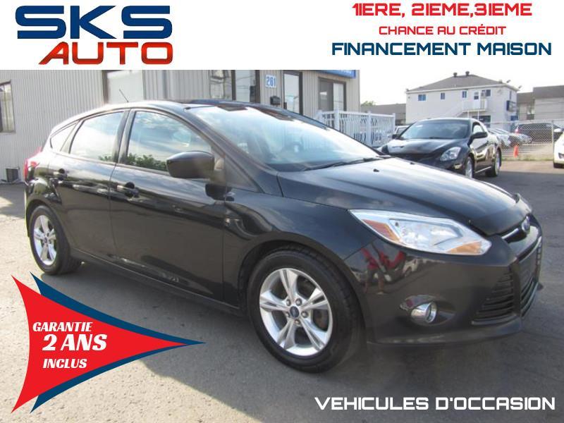 Ford Focus 2012 SE (GARANTIE 2 ANS INCLUS) FINANCEMENT MAISON #SKS-4440