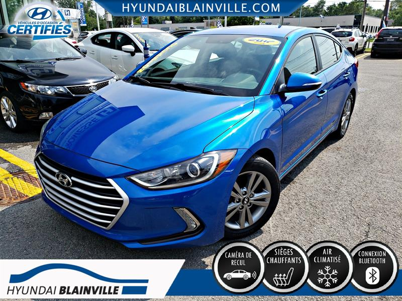 Hyundai Elantra 2017 GL BLUETOOTH,APPLE CARPLAY+ #A-2879