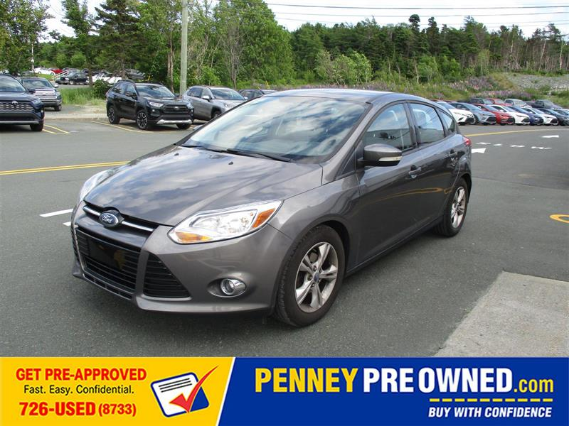 2012 Ford FOCUS SE #35569A
