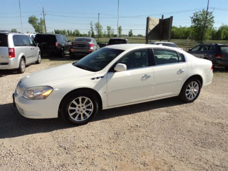 2009 Buick Lucerne CXL leather interior Rural car very clean