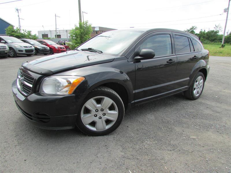 Dodge Caliber 2008 HB SXT FWD MAN. #4500A