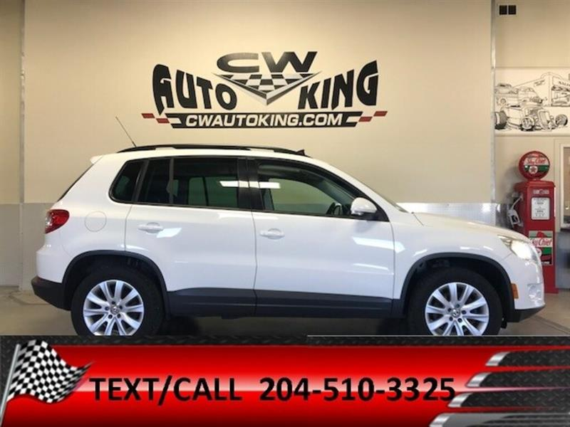 2010 Volkswagen Tiguan 2.0 TSI Comfortline / AWD/Pan. Roof/Heated Seats #20042456