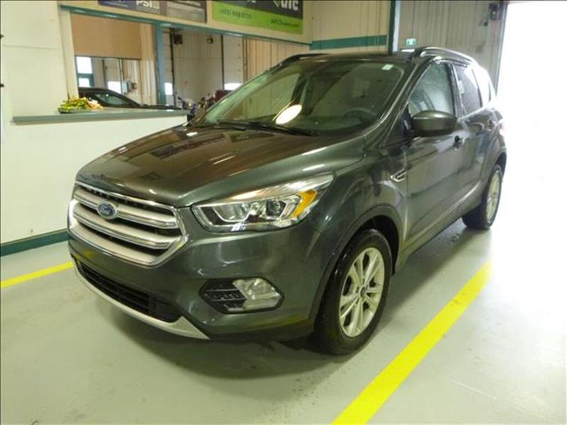 2017 Ford Escape SE *B.tooth/B.Cam/Htd Seats #24007