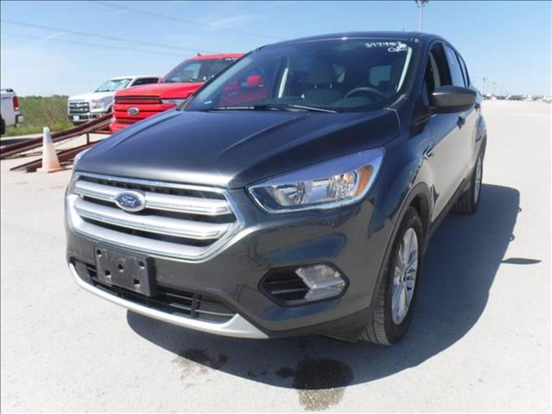 2017 Ford Escape SE *Htd Seats/B.tooth/Back.Cam #24013