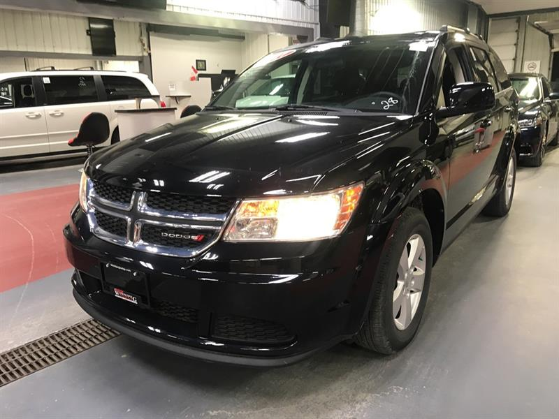 2017 Dodge Journey SE Plus *Not a Misprint - ONLY 850 KMs! #24014