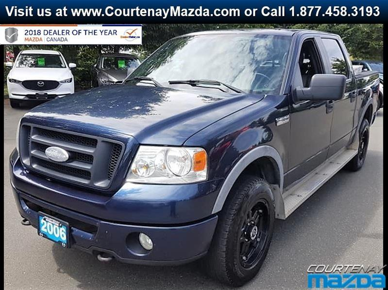 2006 Ford F-150 FX4 4x4 S-Crew 139in WB #P4917