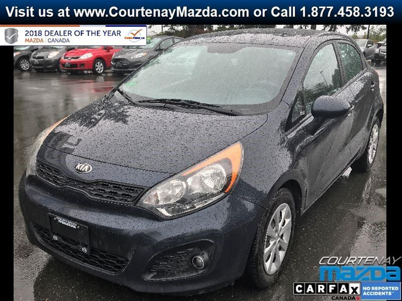 2013 Kia Rio Lx Plus At #P4800C