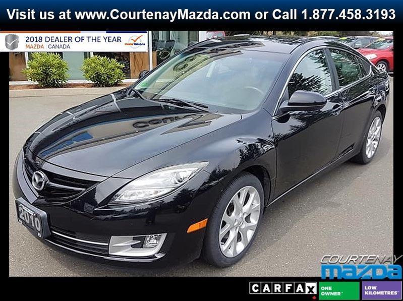 2010 Mazda 6 Gt 6sp #19CX58731A