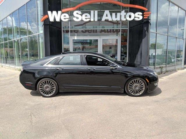 2015 Lincoln MKZ #15LM00141