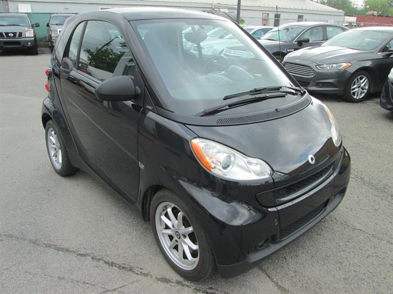 Smart fortwo 2009 Passion #9-0712