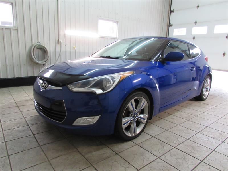 2012 Hyundai Veloster 3dr Cpe Auto w-Tech #12-1145