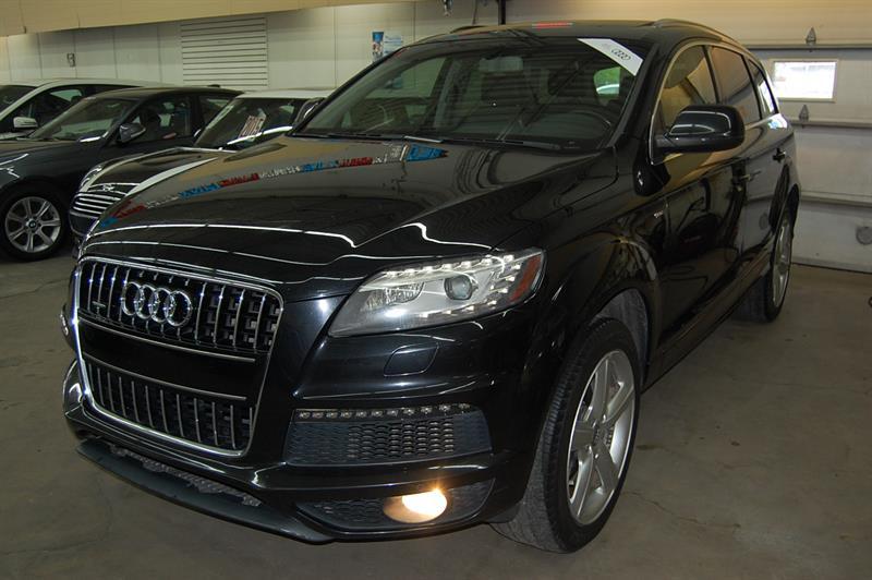 Audi Q7 2010 quattro 4dr 3.0L TDI Premium
