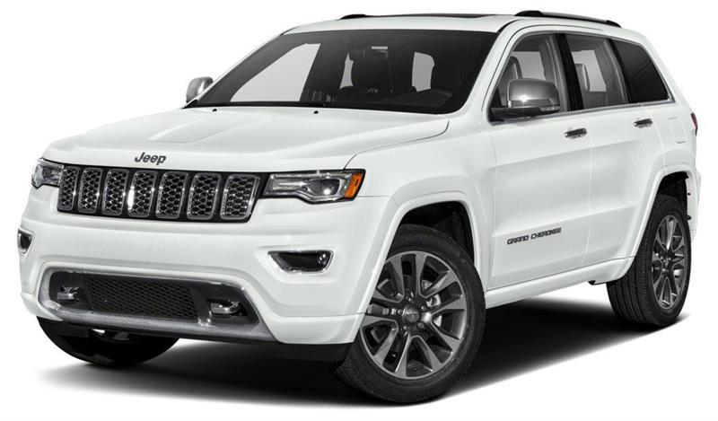 2019 Jeep Grand Cherokee Overland #K815837