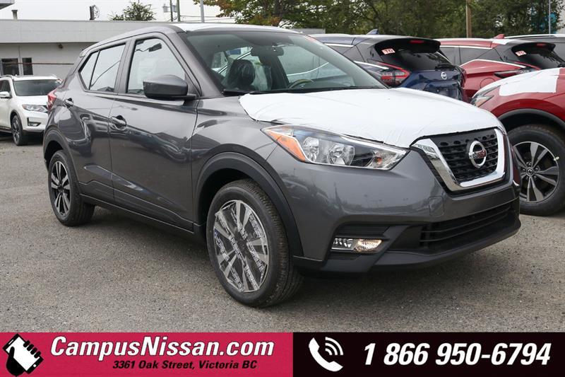 2019 Nissan Kicks SV #9-K481-NEW