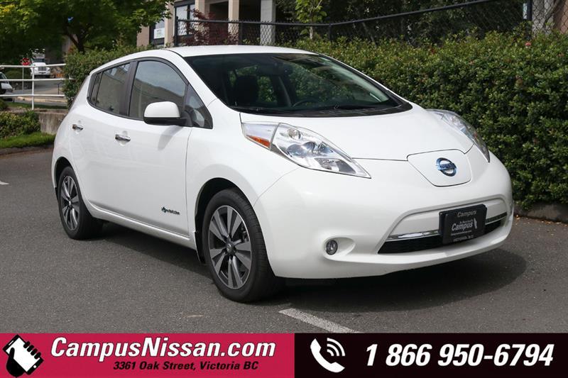 2015 Nissan Leaf | SL | FWD  #JN3321