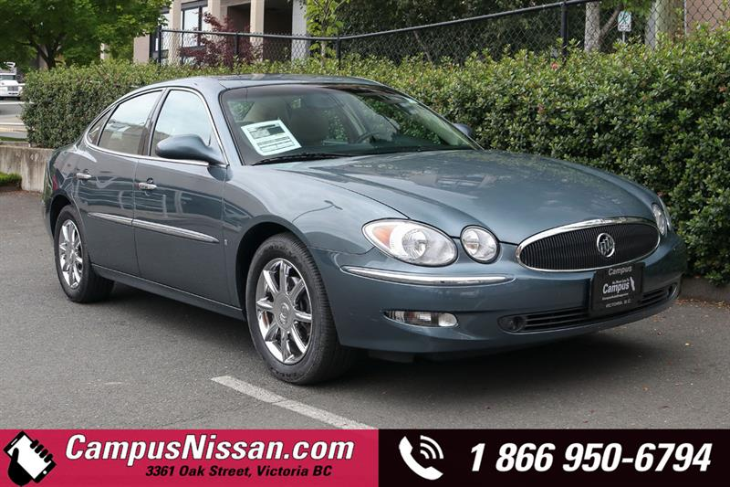 2007 Buick Allure | CXS | FWD w/ Leather Interior #JN3247A