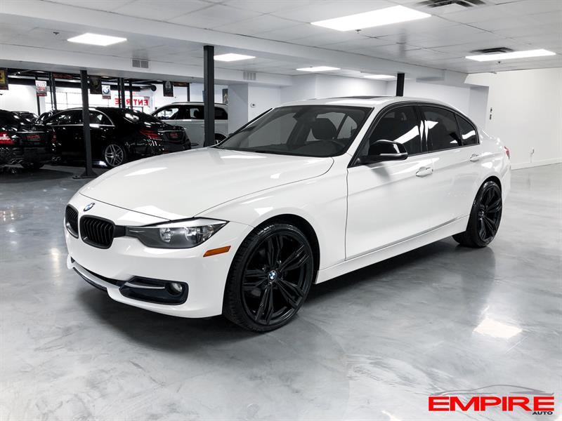 BMW Série 3 2015 320i xDrive AWD PREMIUM SPORT #SN486