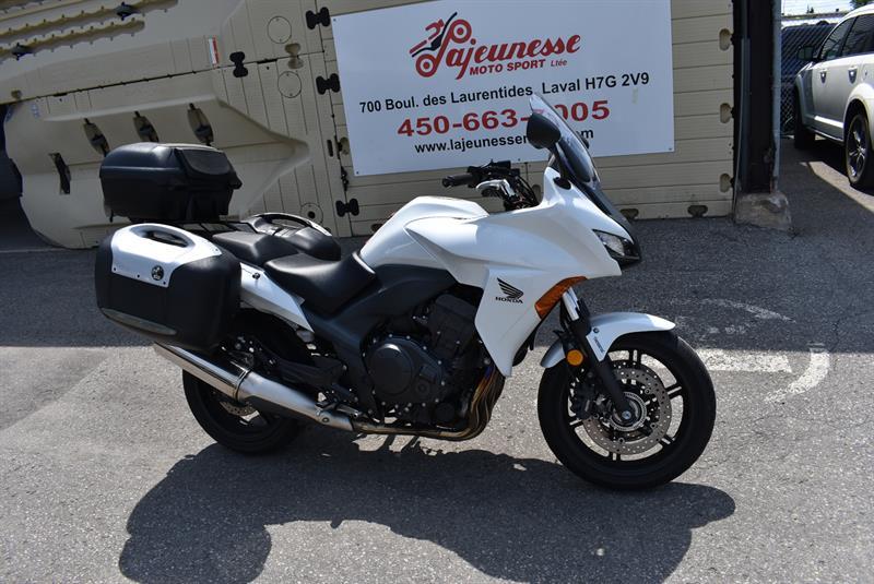 Honda CBF1000 2012