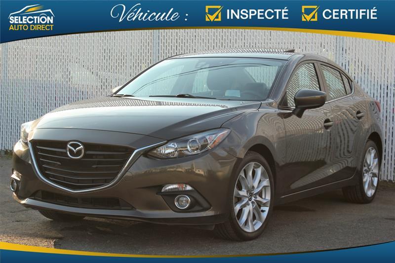 Mazda Mazda3 2016 GT #J334997