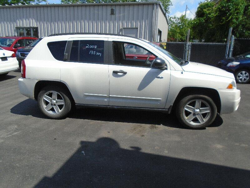 2008 Jeep Compass FWD 4dr Sport #332124