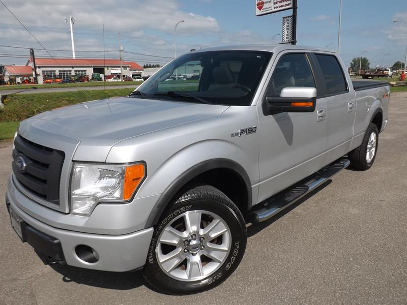 2009 Ford F-150 4WD SuperCrew FX4 #1006912
