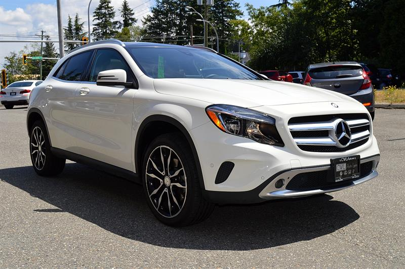 2017 Mercedes-Benz GLA 4MATIC GLA 250 #CWL9215M