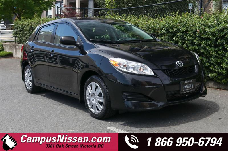 2012 Toyota Matrix FWD w/ Air Conditioning #9-P382B