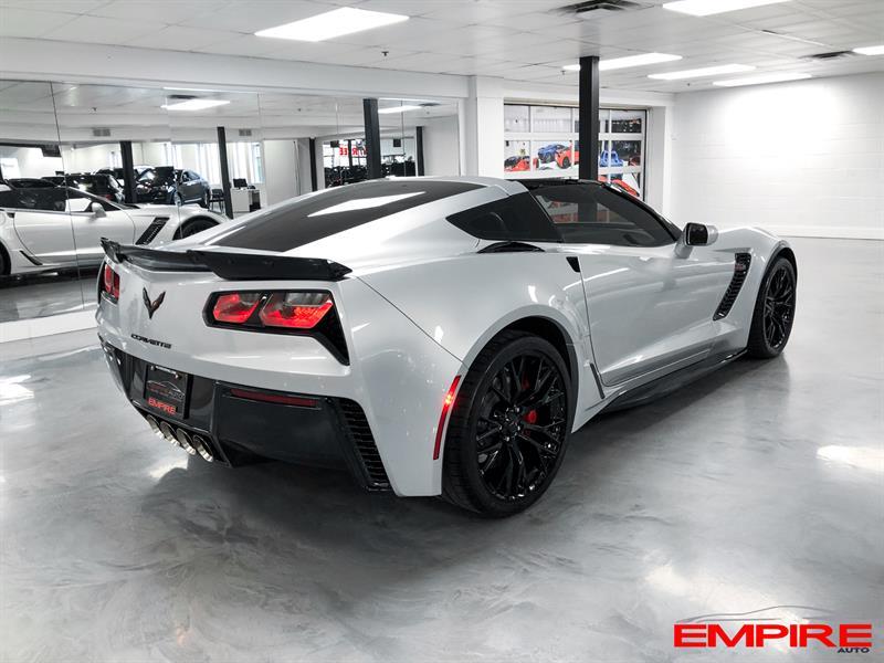 Chevrolet Corvette Z06 Cpe w-2LZ 2019 Occasion à vendre ...