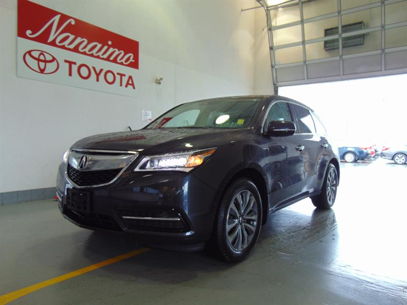2016 Acura MDX SH-AWD Tech w/ Navigation #21317AX