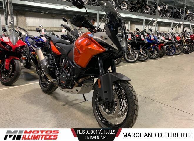 KTM 1190 Adventure ABS 2016