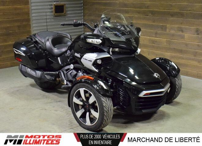 Can-am Spyder F3-T SM6 2016