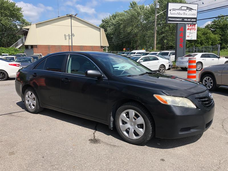 Toyota Camry 2007 Auto-Air-Groupe Electrique-Cruise-Propre #95800