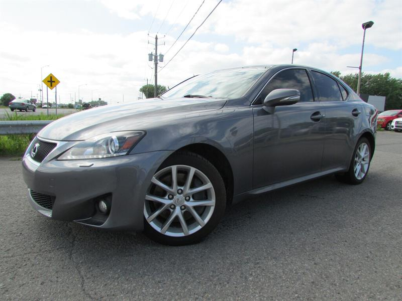 Lexus IS 350 2012