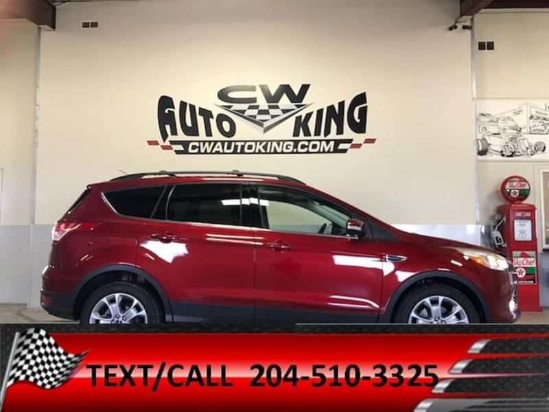 2013 Ford Escape SEL/Leather/Roof/Nav/Bluetooth/Finance #20042447