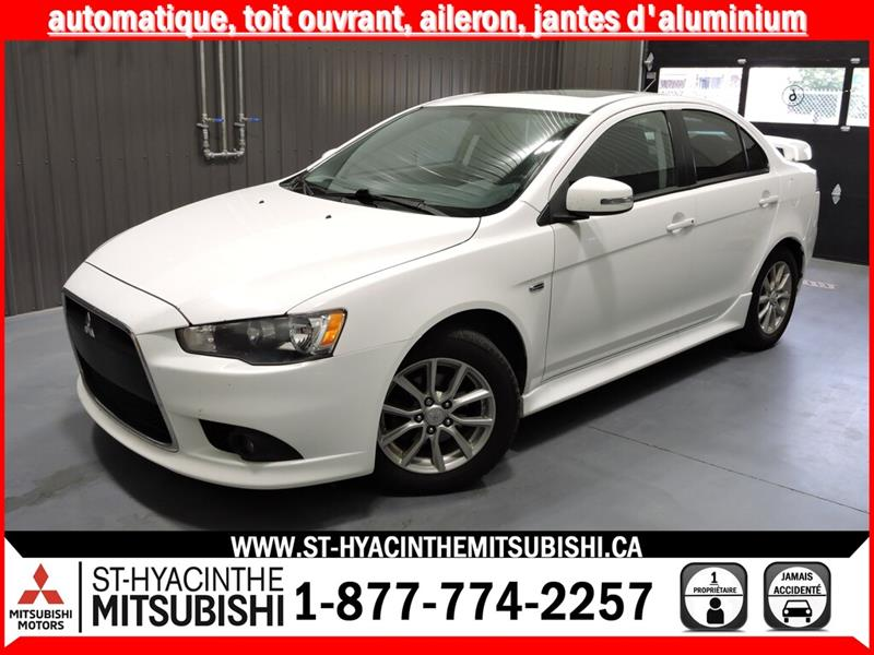 Mitsubishi Lancer 2015 LIMITED financement 2.9% 48 mois #19P111