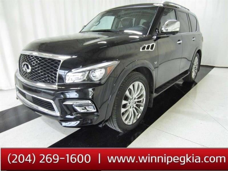 2015 Infiniti Qx80 Limited *Accident Free!* #15IQ84089