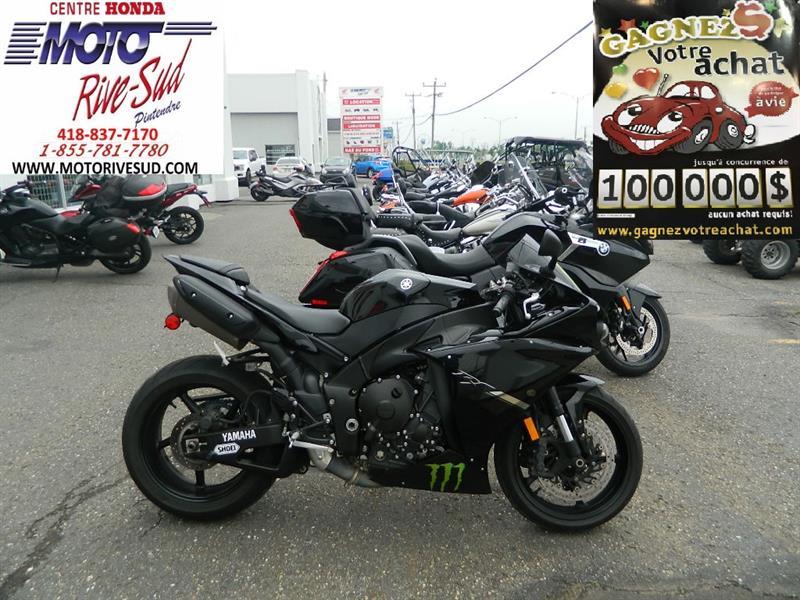 Yamaha FZ-10 2012