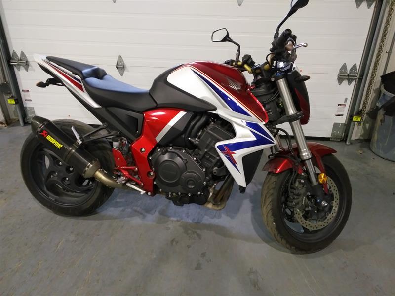 Honda CB1000RA 2014