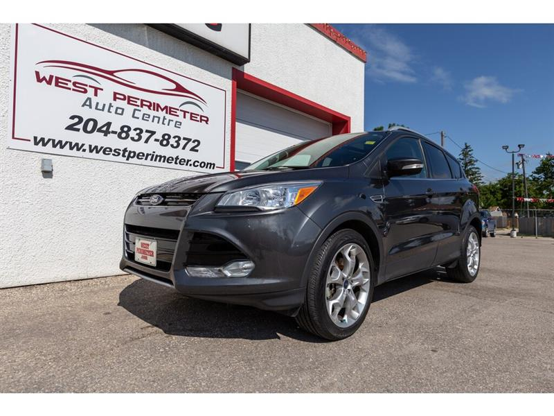 2015 Ford Escape Titanium #5550