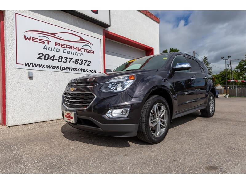 2016 Chevrolet Equinox LTZ AWD **SUNROOF*HEATED LEATHER** #5577