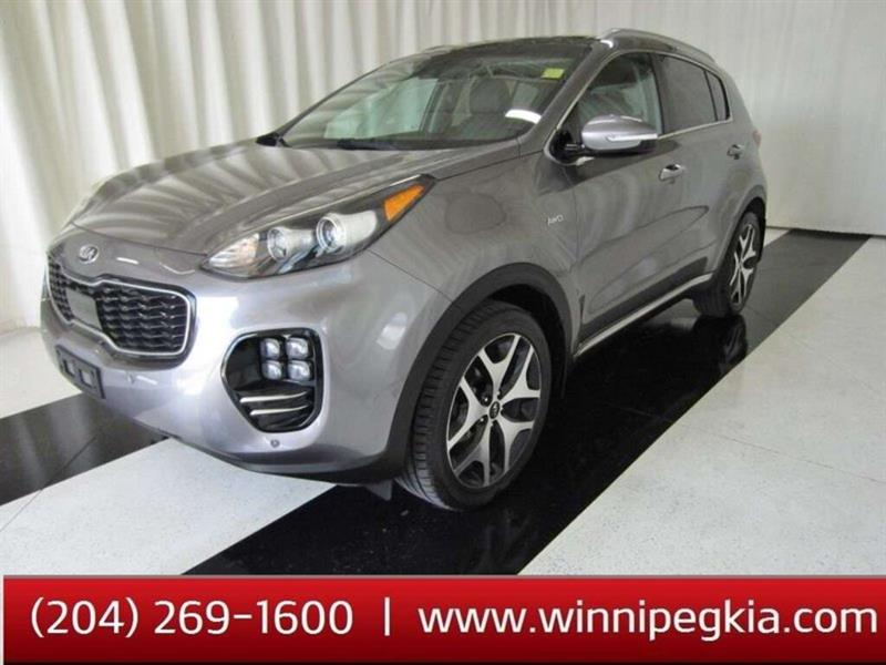 2017 Kia Sportage SX Turbo *No Accidents!* #17KS02242